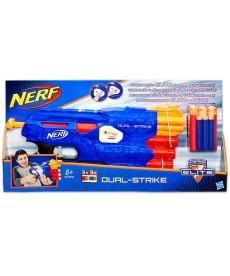 Nerf ELIT DUAL-STRIKE hasbro 60B4620