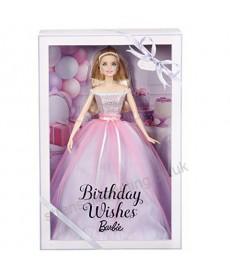 Barbie: Barbie születésnapi baba díszdobozban DVP49