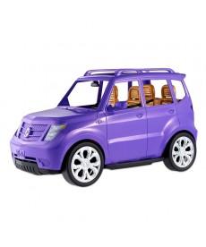 Barbie: 4 üléses családi autó - lila DVX58