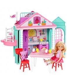 Barbie: Chelsea klubháza DWJ50