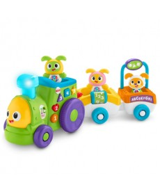 Fisher-Price BeatBo tanuló vonat FXJ21