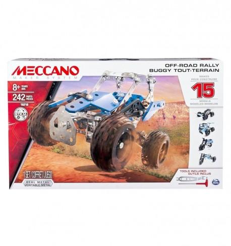 Meccano: Off-Road Rally Buggy fém építő szett 6028580