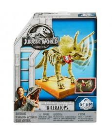 Jurassic World Triceratops dinoszaurusz csontváz FTF03