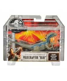 Jurassic World Blue Velociraptor dinoszaurusz figura FPF11