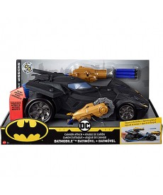 Batman Batmobil fegyverekkel FVY25