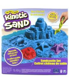 Kinetikus homok tengeri élőlény formákkal (kék) 454 gramm 6024397