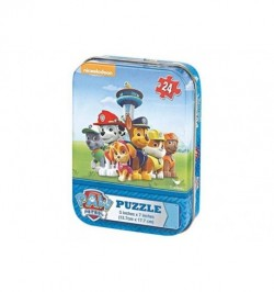 Mancs őrjárat fémdobozos 24 darabos 3D puzzle 6028794