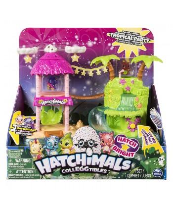 Hatchimals Tropical Party Szett 6044052