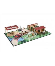 Schleich Farm Life - Játékszőnyeg