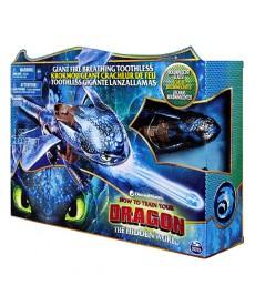 Spin Master Így neveld a sárkányodat: óriás tűzokádó Fogatlan figura 6045436