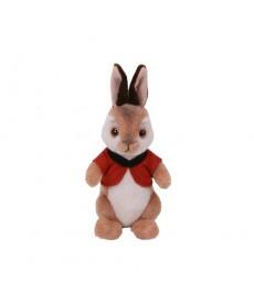 Beanie Babies plüss figura NYÚL PÉTER, 15 cm - Tapsi TY42276