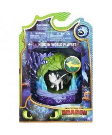 Így neveld a sárkányodat 3: Fényfúria barlangja játékszett 6045086