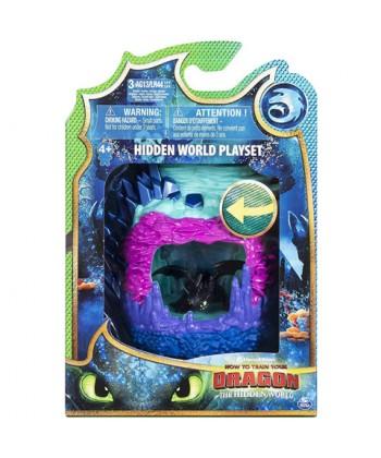 Így neveld a sárkányodat 3: Fogatlan barlangja játékszett 6045086