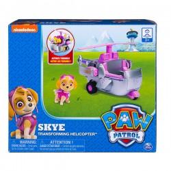 Mancs Őrjárat: Skye átalakuló helikoptere figurával dobozban 6045899