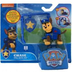 Mancs Õrjárat Chase figura és jelvény 6022626