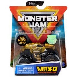 Spin Master Monster Jam: Max-D kisautó 6044941