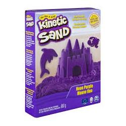 Kinetic Sand Kinetikus homok (neon lila) 6037535