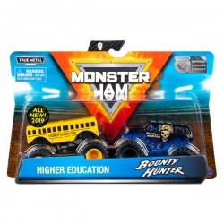 Spin Master Monster Jam: Higher Education és Bounty Hunter 2 db-os szett 6044943