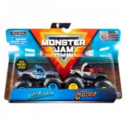 Spin Master Monster Jam: MegAlodon és Pirates Curse 2 db-os szett 6044943