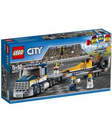LEGO CITY DRAGSTER SZALLITO KAMION 160151