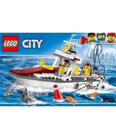 LEGO CITY HORGASZCSONAK 160147