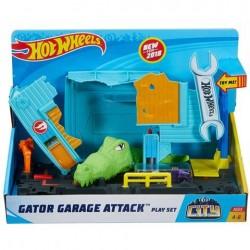 Mattel Hot Wheels City: Aligátor támadás pályaszett FNB05