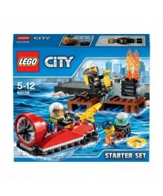 LEGO CITY TUZOLTO KEZDO SZETT 160106