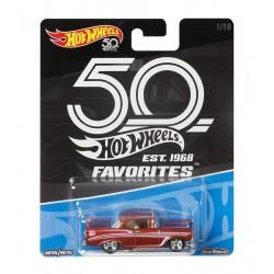Hot Wheels 50th Favorites '56's Chevy kisautó FLF35