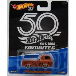 Hot Wheels 50th Favorites '60's Ford Econoline Pickup FLF35