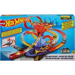 Hot Wheels Vulkánkitörés Pálya FTD61
