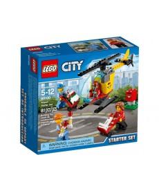 LEGO CITY REPULOTER KEZDOKESZLET 160100