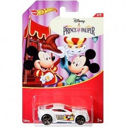 Hot Wheels: Disney Torque Twister kisautó 1/64 FKD66