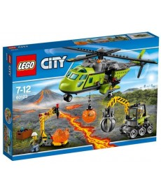 LEGO CITY VULKANKUTATO SZALLITI HELIKOPTER 160123