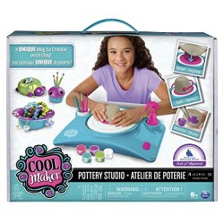 Cool Maker: Pottery Studio - Kerámiakészítő szett 6027865