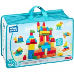 Mega Bloks: Deluxe Building Bag CNM43