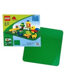 LEGO DUPLO ZOLD EPITOLAP 12304