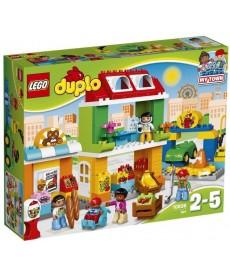 LEGO DUPLO KISVAROSI TER 110836