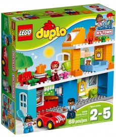 LEGO DUPLO CSALADIHAZ 110835