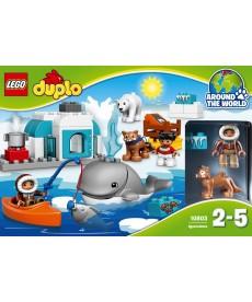 LEGO DUPLO SARKVIDEK 110803