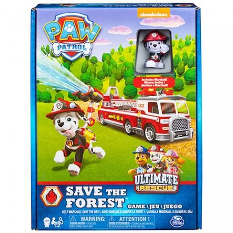 Mancs Őrjárat Mentsük Meg Az Erdőt Társasjáték 6045981