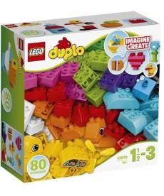 LEGO DUPLO ELSO EPITOELEMEIM 110848