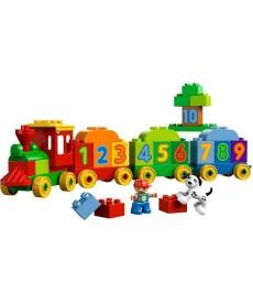 LEGO DUPLO SZAM VONAT 110847