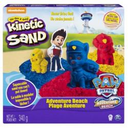 Kinetic Sand Mancs Őrjárat Játékszett 6027965