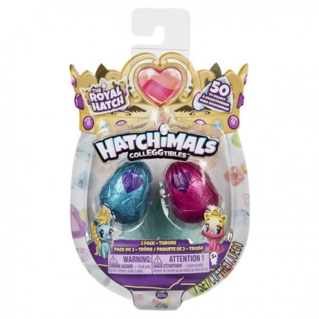 Hatchimals The Royal Hatch Meglepetés Figura 2 db-os 6047181