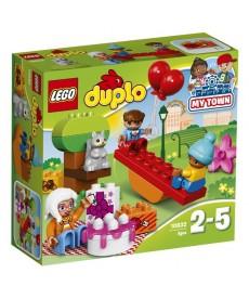 LEGO DUPLO SZULETESNAPI PARTY 110832