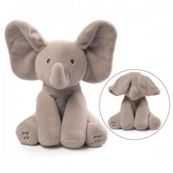 Bébiplüss - Elefánt 6051020