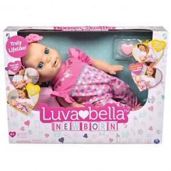 Luvabella - Interaktív Baba 6047317