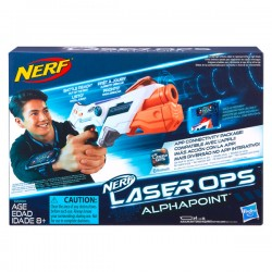 Nerf - Laser Ops Alphapoint Lézerfegyver E2280