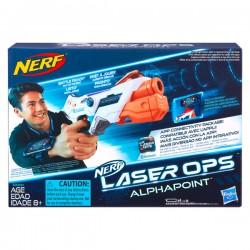 Nerf - Laser Ops Alphapoint Lézerfegyver E2280