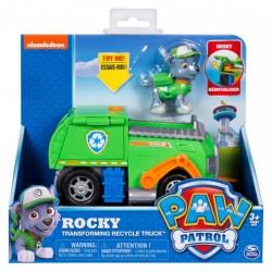 Mancs őrjárat Rocky és átalakuló kukásautója 6022627